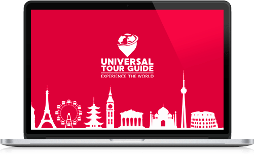 universal tour guide website