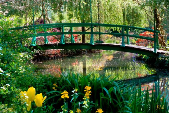 Giverny Monets Garden with Train Tickets From 60 Universal