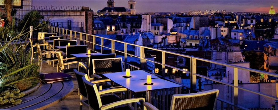 paris rooftop tour