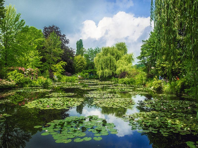 fondation claude monet giverny france