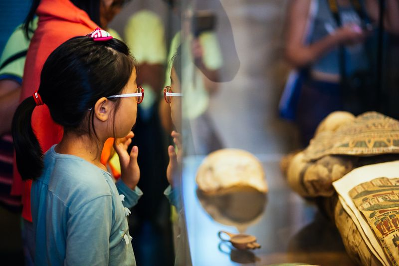 enjoy our louvre must see egypt private tour with children