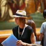 visit of the louvre with universal tour guide