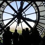 orsay clock visit with universal tour guide