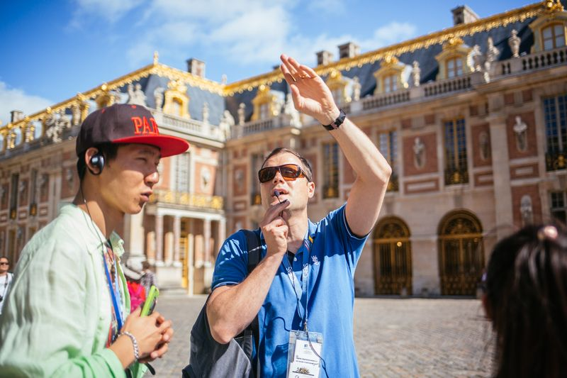 versailles france private tour for families or friends