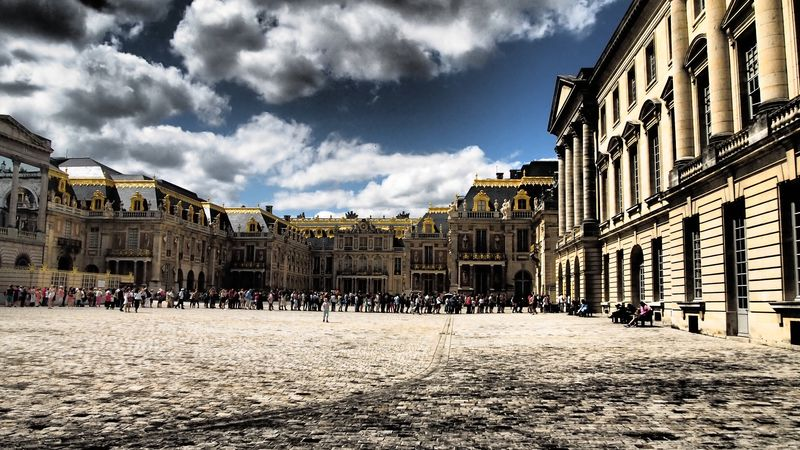 enter the palace of versailles france for a memorable experience