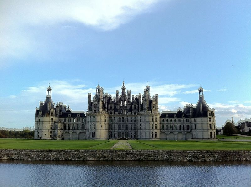 chambord castle guided tour