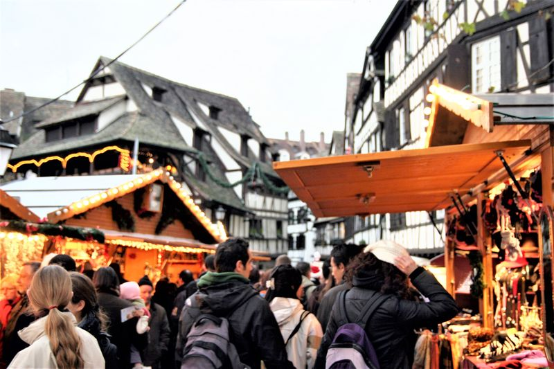 strasbourg christmas market guided tour