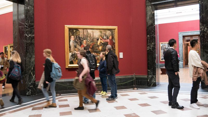 discover the national gallery london guided tour