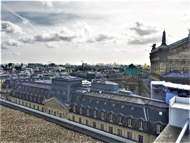 discover a new city with our rooftop paris tour