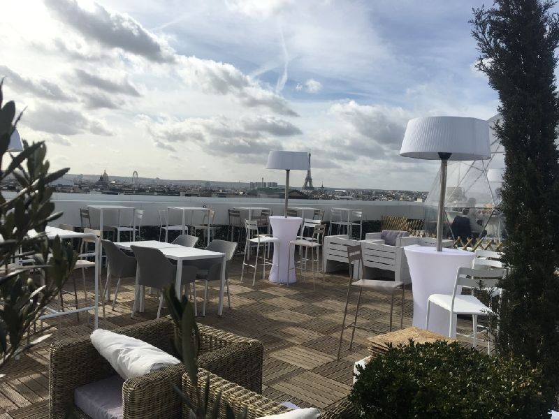 best rooftop paris bars