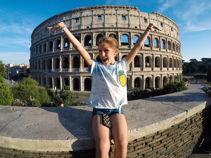 vatican museums and colosseum family tour