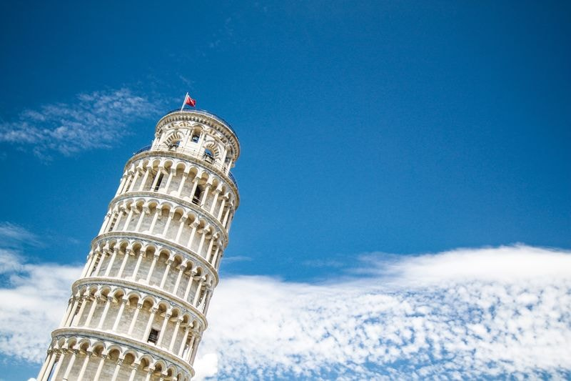pisa tower family tour