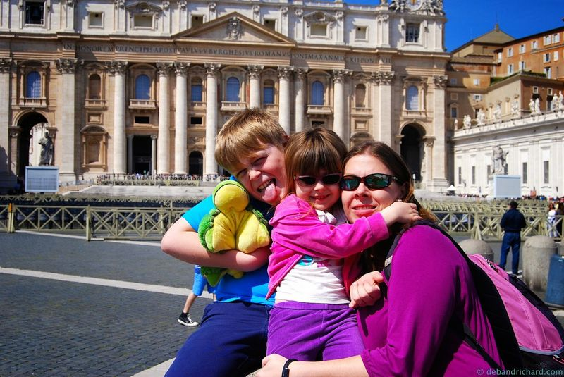 vatican museums and sistine chapel family tour