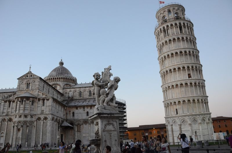 discover pisa tower family tour with a professional guide