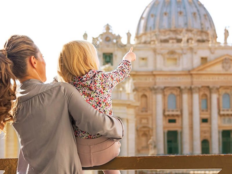 visit st peter's basilica with our sistine chapel tour