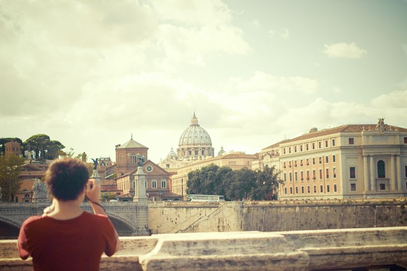 amazing spot to see vatican highlights
