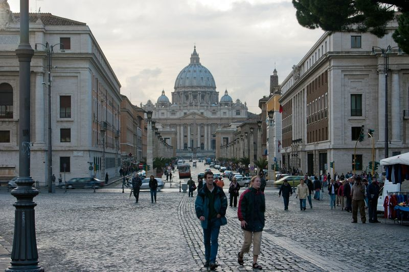 vatican highlights st peter's basilica