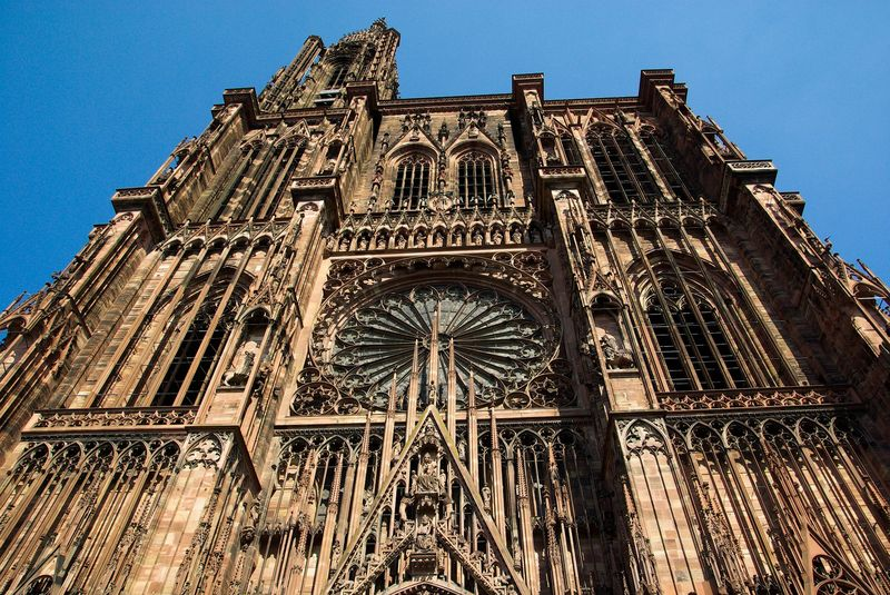 strasbourg cathedral masterpiece of gothic art