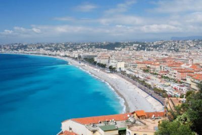 Promenade des Anglais guided tour