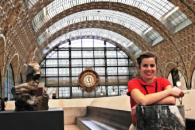 women at orsay museum
