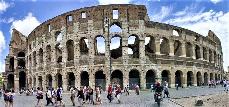 colosseum rome guided tour