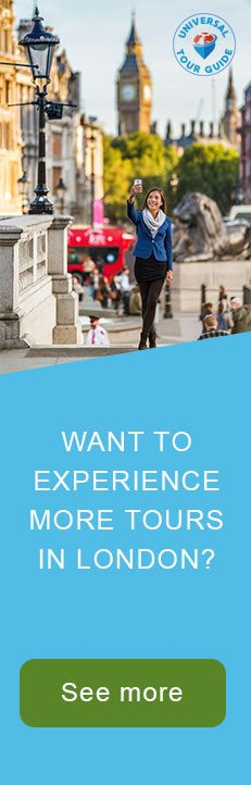 mais tours em Londres com Universal Tour Guide