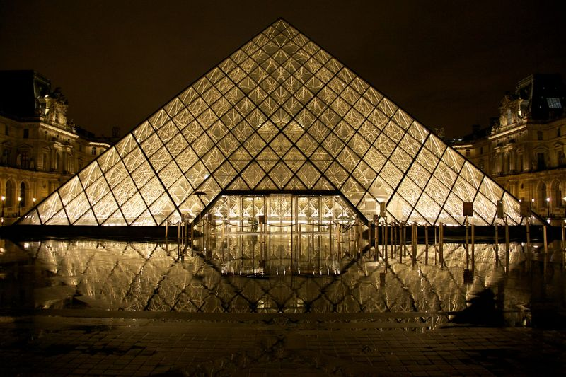 visit the louvre museum with our da vinci code tour