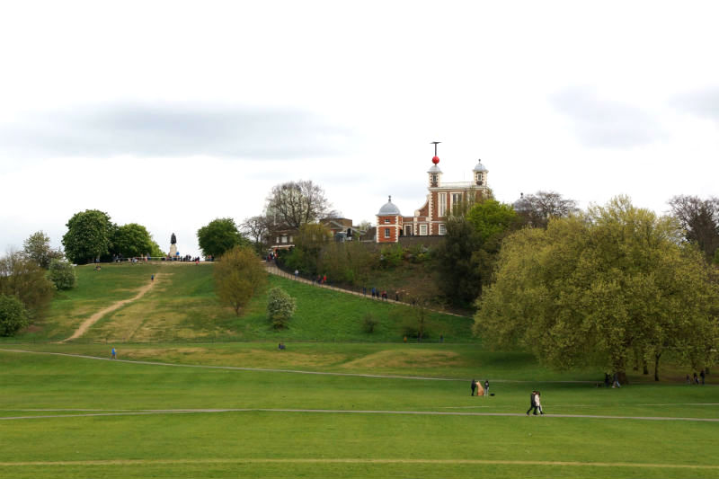 the observatory in greenwich park