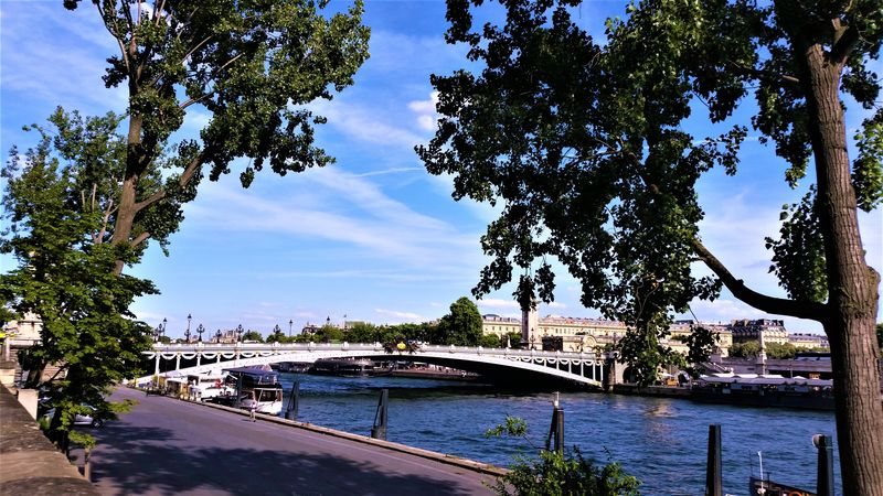 the real essence of the city with our seine river paris cruise