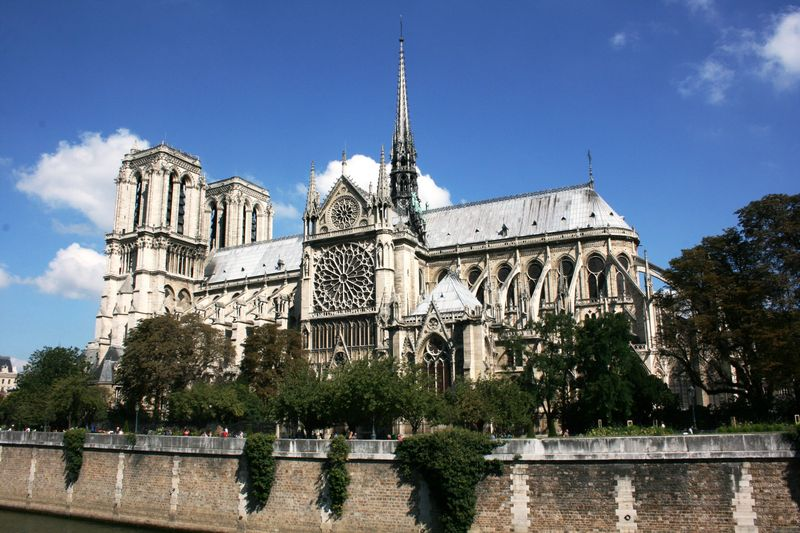 notre dame cathedral is featuring our visit paris in one day tour