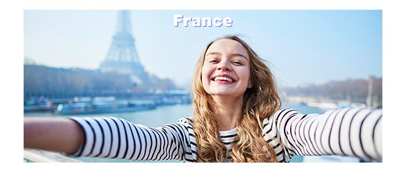 Visit France with Universal Tour Guide
