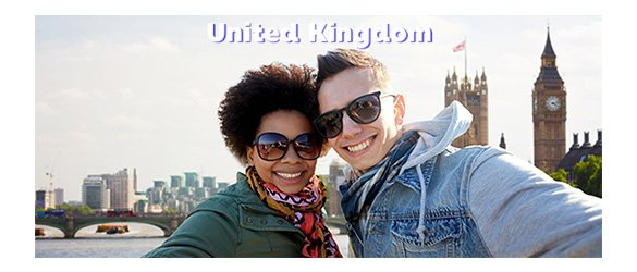 Visit United Kingdom with Universal Tour Guide