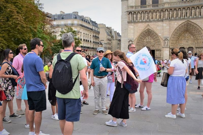 What to do in Paris guide at Notre Dame