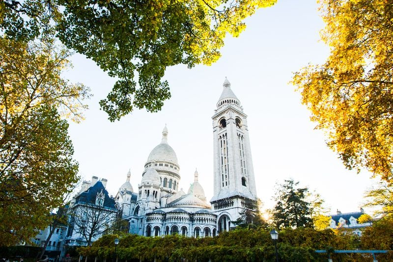 The Sacre Coeur What to do in Paris