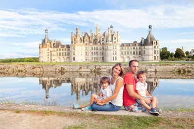 Chambord Castle Loire Valley