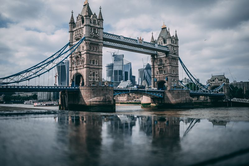 El famoso Tower Bridge de Londres