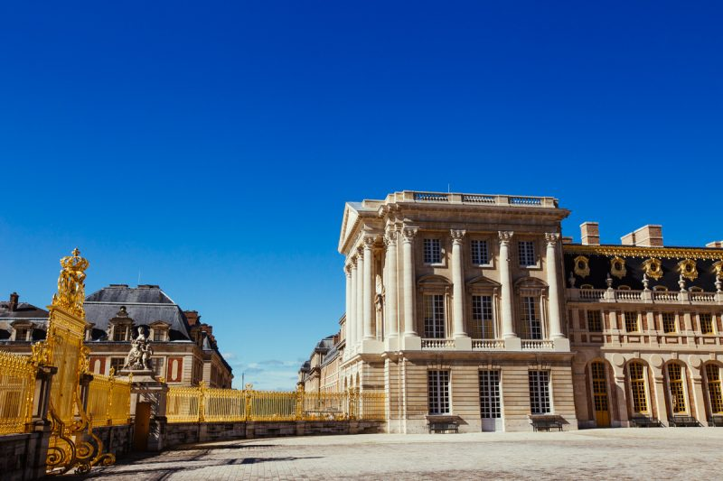 Versailles outside